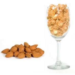 Glass and Almond
