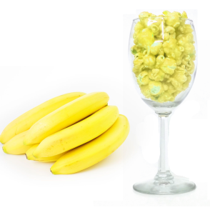 Glass and Bananna